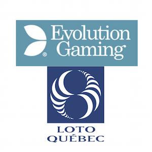 Evolution Gaming unterzeichnet Vertrag mit Loto Québec