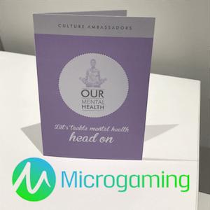 Microgaming fördert geistige Gesundheit