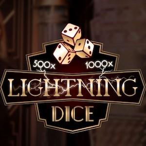 Live-Neuheit Lightning Dice