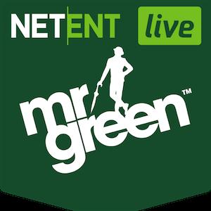 Mr Green und NetEnt Live schließen sich zusammen